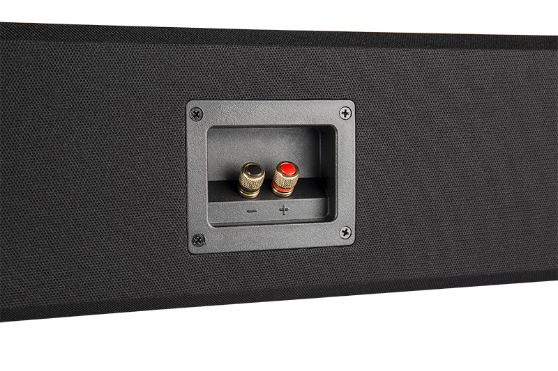 Definitive Technology CS9040 Center Channel Speaker with Integrated 8 inch Bass Radiator-4946