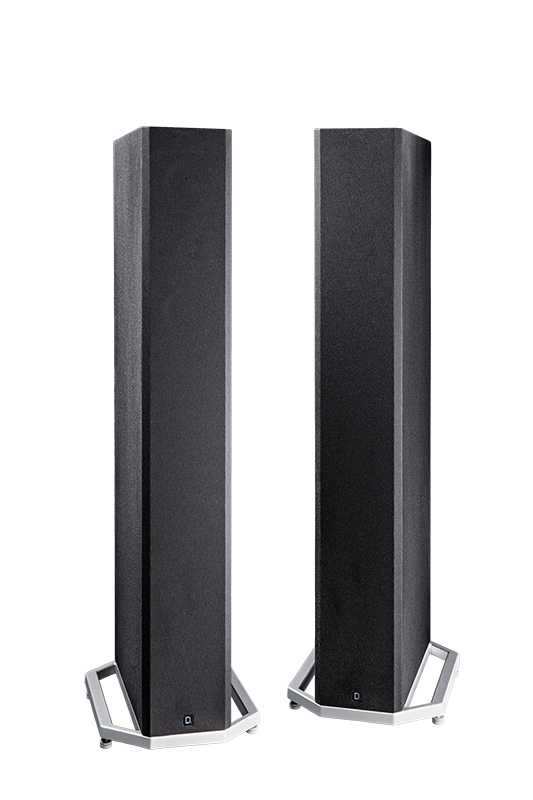 Definitive Technology BP9040 Tower Speaker with Integrated 8 inch Powered Subwoofer (Each)-4927