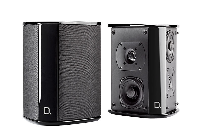 Definitive Technology SR9040 High-Performance Bipolar Surround Speaker (Each)-4952