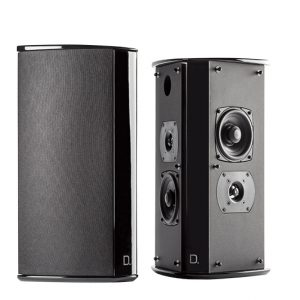 Definitive Technology SR9080BP High-Performance Bipolar Surround Speaker – Each