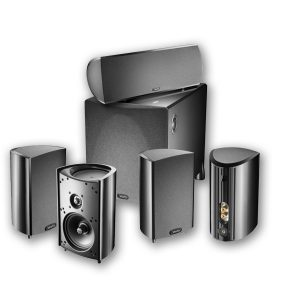 Definitive Technology ProCinema 800 System 5.1 Home Theater Speaker System