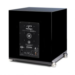 Paradigm Prestige 2000SW 15″ Driver Sealed Enclosure with Built-in Ultra Class D Power Amp
