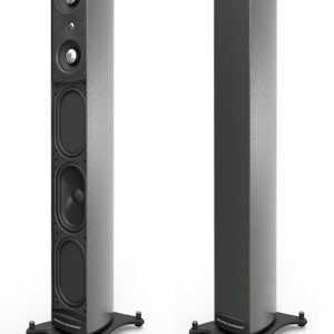 Definitive Technology Mythos ST-L SuperTower Speaker With Built-In Powered Subwoofer – Each