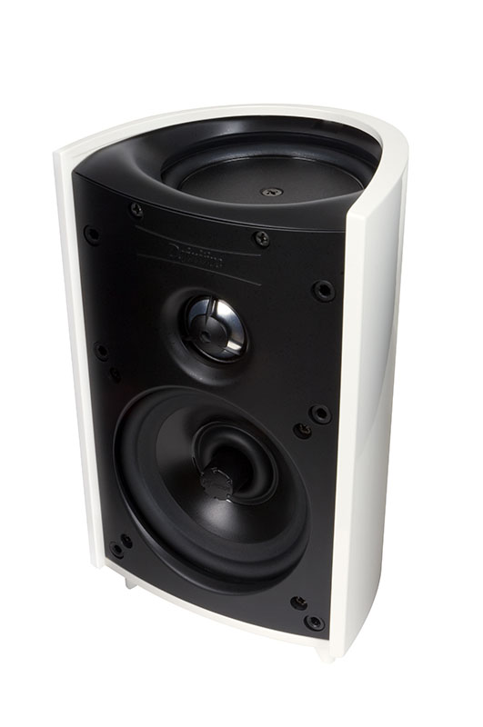 Definitive Technology ProMonitor 800 Compact On Wall Or Bookshelf Speaker 4 1 2 Inch Each