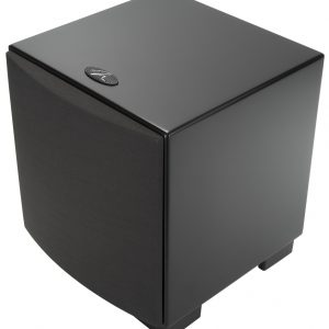 Martin Logan Dynamo 1500X Ultra-Powerful 15-inch Subwoofer with PBK Room Correction Capability