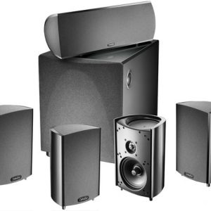 Definitive Technology ProCinema 600 System 5.1 Home Theater Speaker System