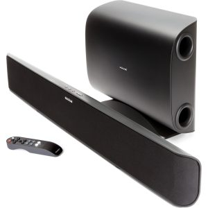 Paradigm Soundtrack 2 Powered Soundbar and Wireless Subwoofer System-0