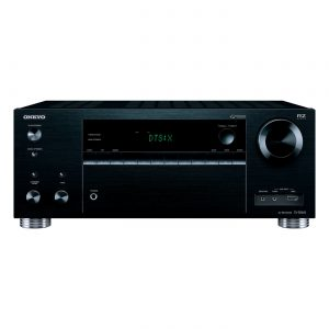 Onkyo TX-RZ610 7.2 Channel A/V Wireless Network Receiver with HDCP2.2/HDR & Bluetooth-0