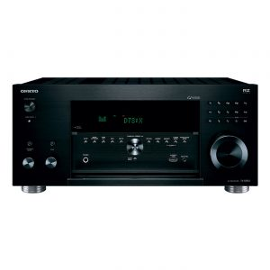 Onkyo TX-RZ810 7.2 Channel Wireless Network Receiver with HDCP2.2/HDR & Bluetooth-0