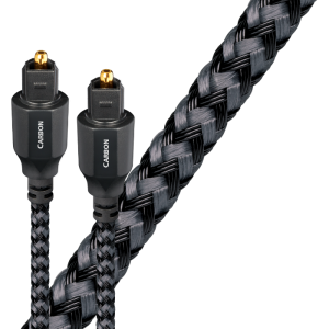AudioQuest – Carbon – Optical Digital Audio Cable – (Each)