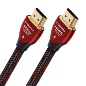 AudioQuest – Cinnamon – HDMI Digital Audio/Video Cable – Each