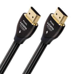 AudioQuest – Pearl – HDMI Digital Audio/Video Cable – Each