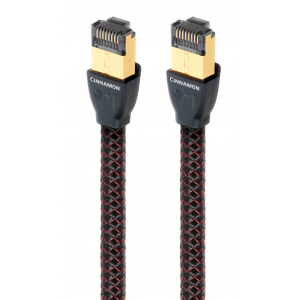 AudioQuest – Cinnamon – RJ/E Ethernet Cable – (Each)