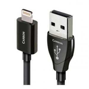 AudioQuest – Carbon – Lightning USB Digital Audio Cable – Each