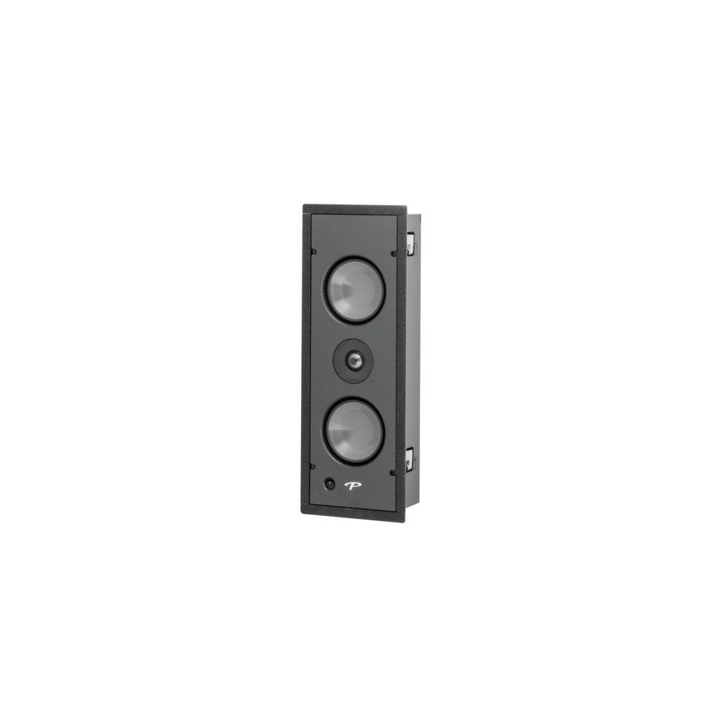 Paradigm CI Pro P1-LCR In-Wall LCR Speaker with Integrated Back Box ...