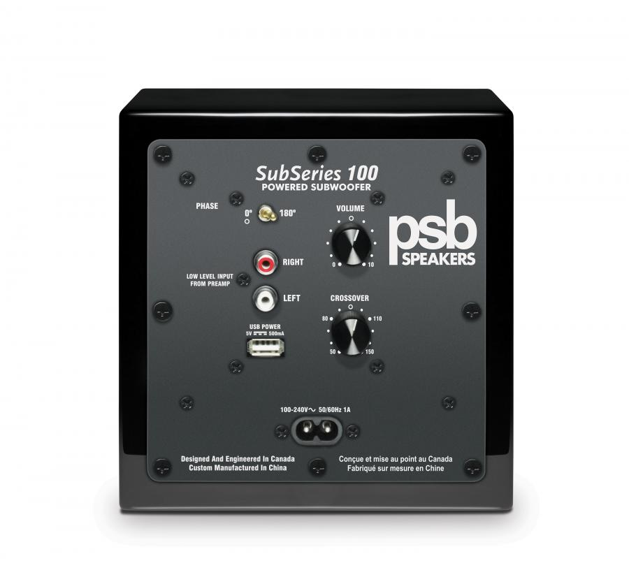Psb alpha subseries 100 designer audio video - Subject alpha cf ...