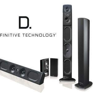 Definitive Technology Mythos ST-L System Bundle