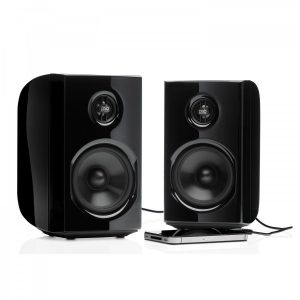 PSB Alpha PS1 Powered Desktop Speakers – Pair