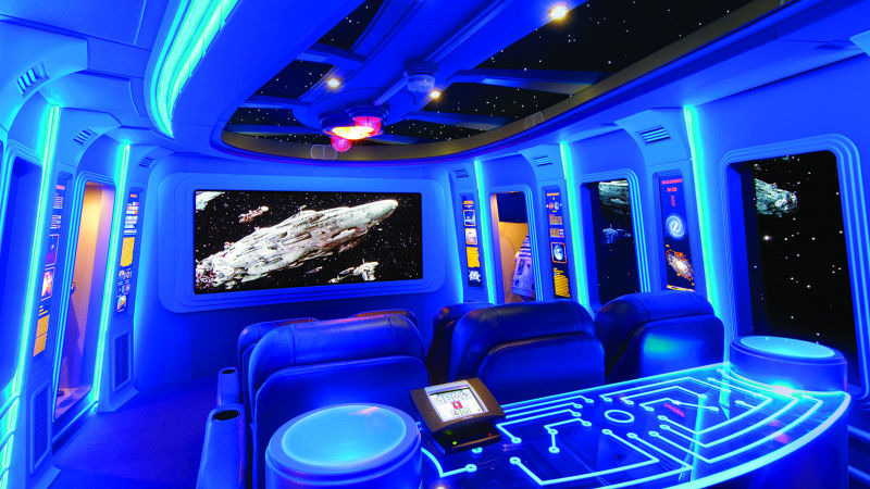 5 Unbelievable Home Theater Designs!