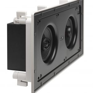 Atlantic Technology iw115sr – In Wall Speakers – Pair