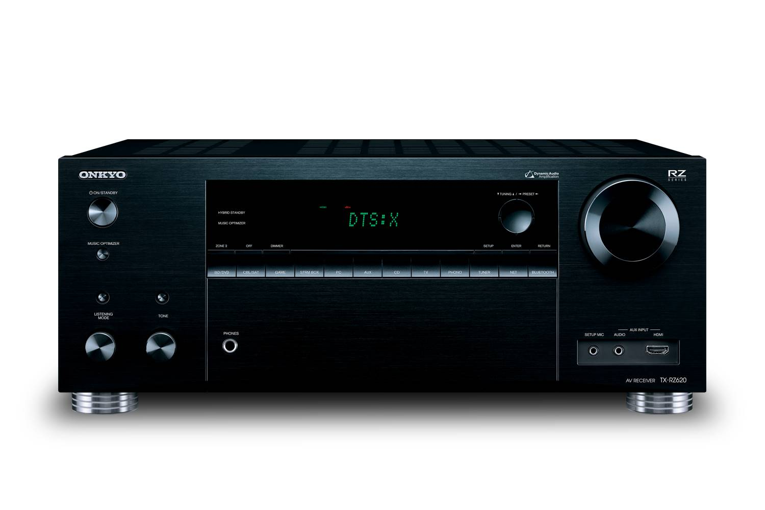 Onkyo tx rz620 7 2 channel network a v receiver designer for Onkyo or yamaha receiver
