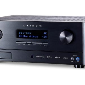 Anthem MRX 1120 –  11.2 Channel 4K Home Theater Receiver with Room Correction