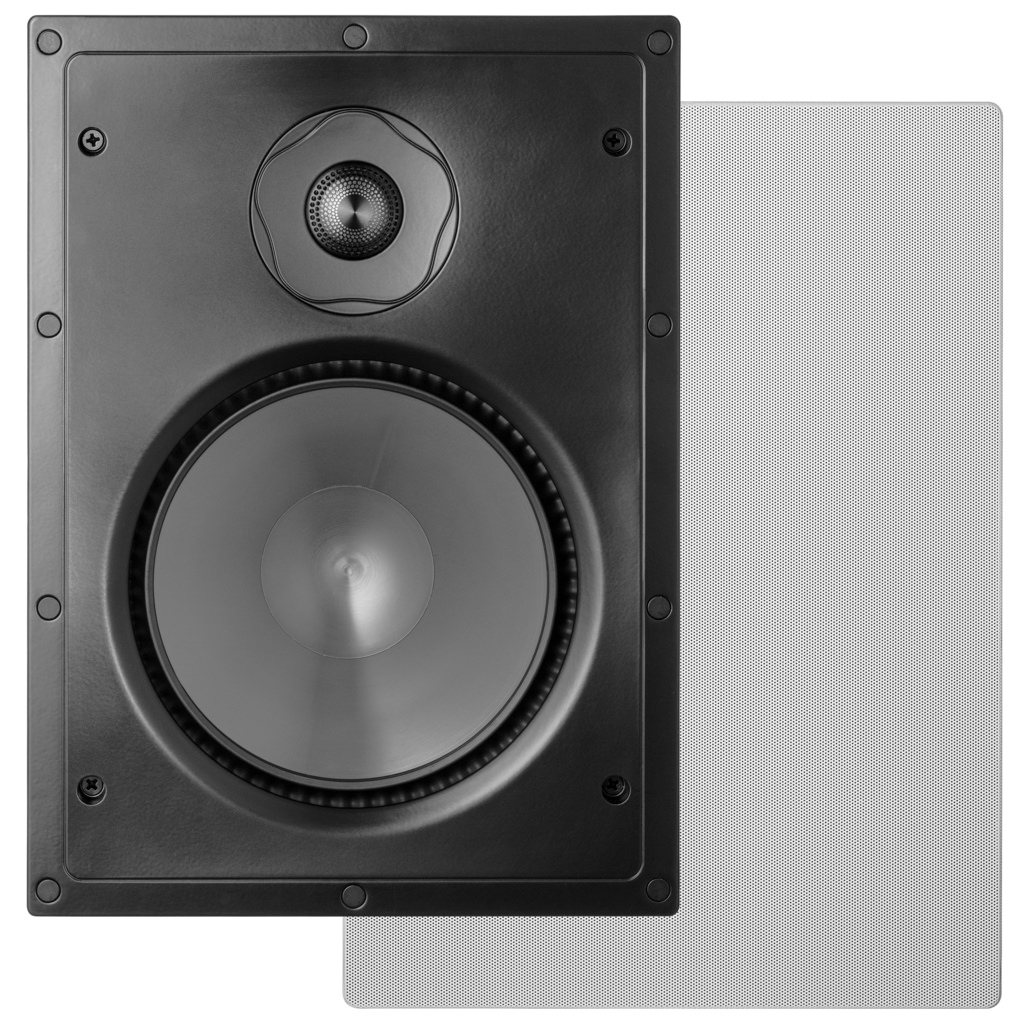 Paradigm P80-IW In-Wall 8 inch Speaker – Each